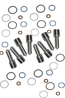 2003-2007 6.0L 30% over Injector Nozzle Kit